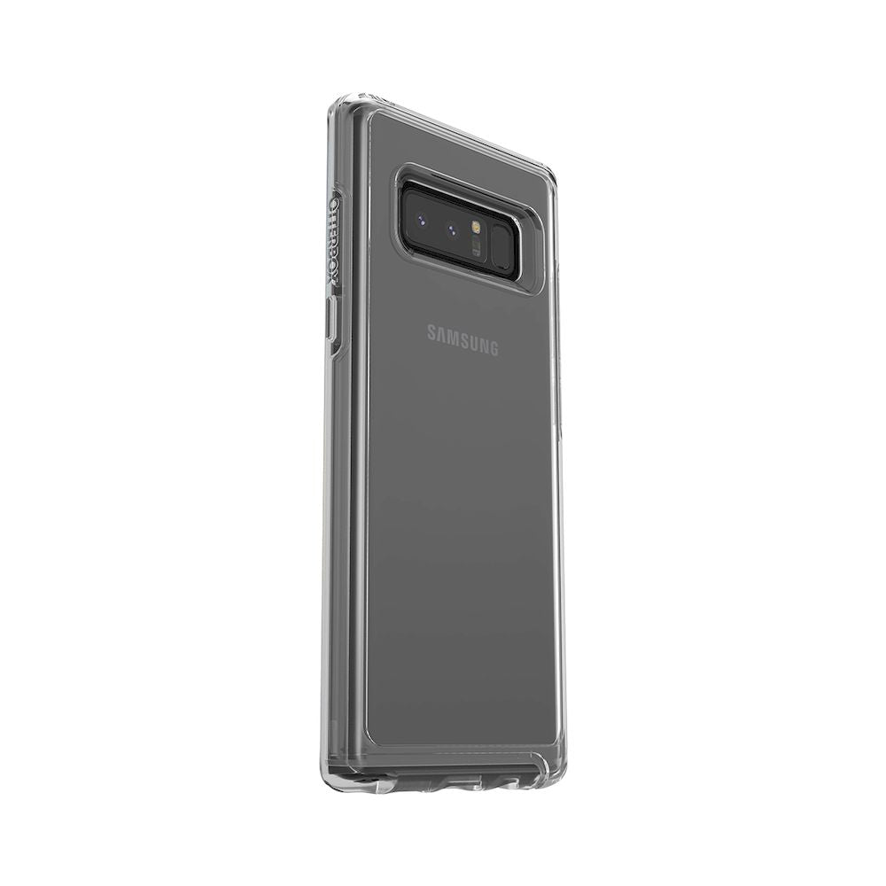 OtterBox - Symmetry Series Clear Case For Galaxy Note 8