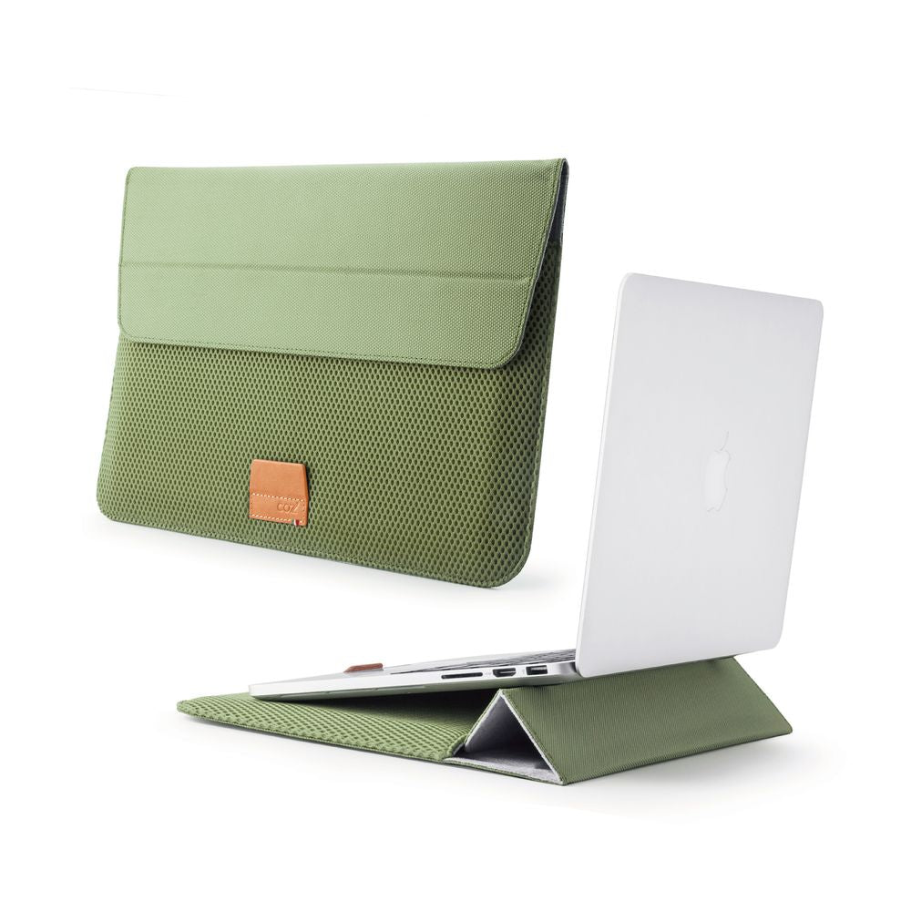 Cozistyle - ARIA Stand Sleeve for 15inch device - Fern Green