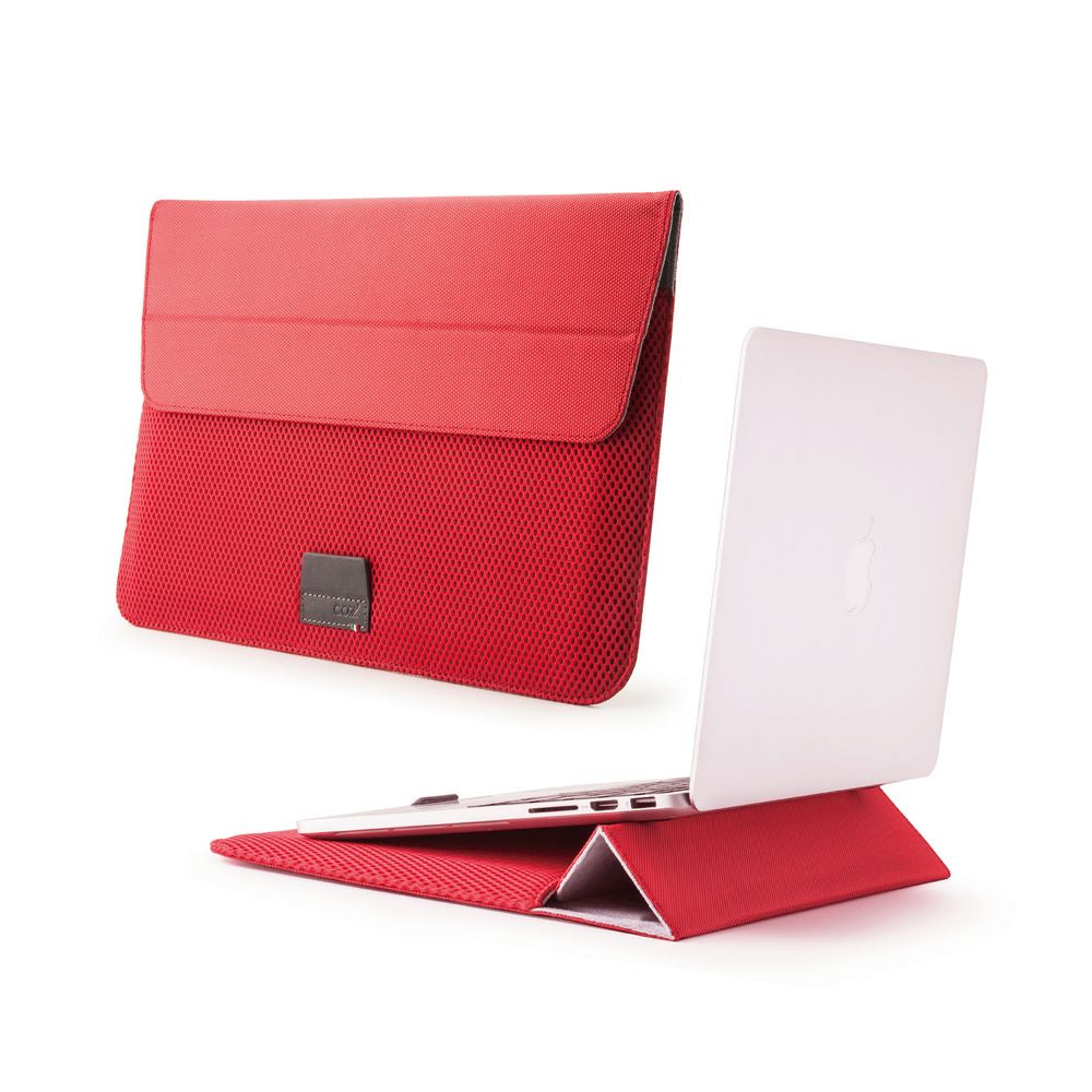 Cozistyle - ARIA Stand Sleeve for 13inch device - Flame Red