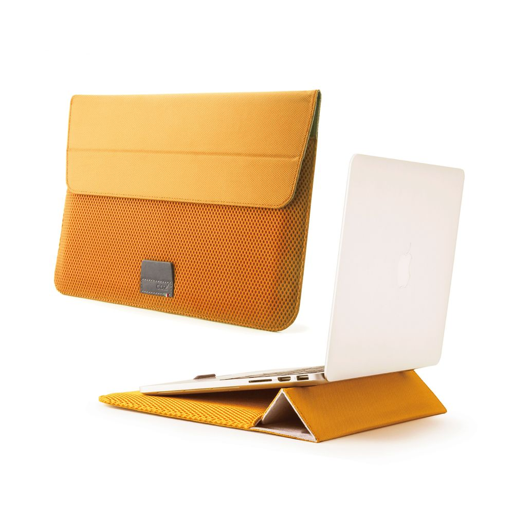 Cozistyle - ARIA Stand Sleeve for 15inch device - Inca Gold