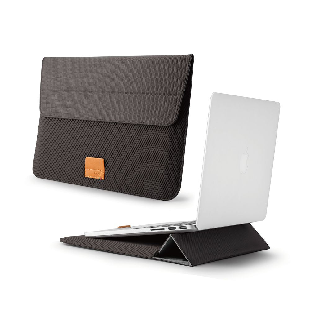 Cozistyle - ARIA Stand Sleeve for 15inch device - Stone Gray