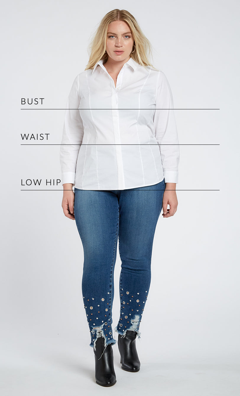 Size guide top