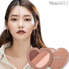Load image into Gallery viewer, MELOMELI - Magic Spell Eyeshadow #01 Brown Romance - Pibu Story BTS