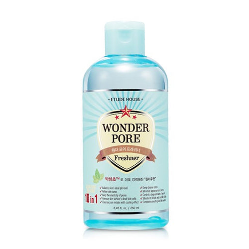 Etude House - Wonder Pore Freshner 250ml/500ml - Pibu Story BTS