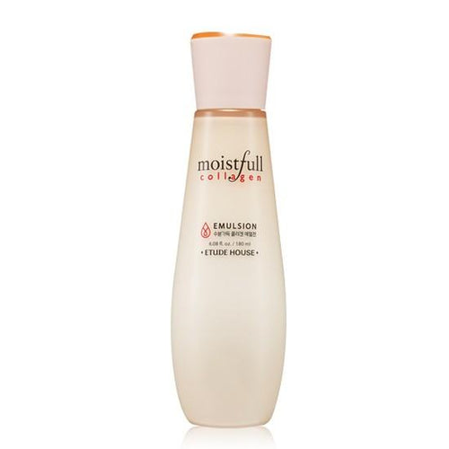 Etude House -  Moistfull Collagen Facial Emulsion 180ml - Pibu Story BTS