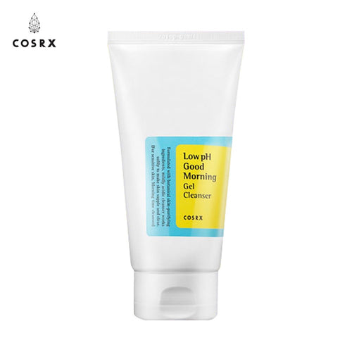 COSRX - Low pH Good Morning Cleanser 150 ml - Pibu Story BTS