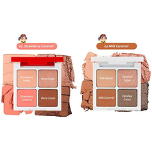 Load image into Gallery viewer, Holika Holika - Eyeshadow Palette (2 Colors) - Pibu Story BTS