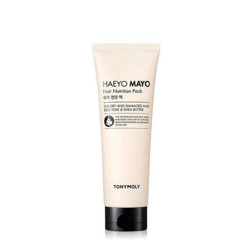 Tonymoly - Haeyo Mayo Hair Nutrition Pack 250ml - Pibu Story BTS