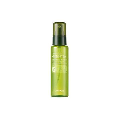 TONYMOLY - The Chok Chok Green Tea Mild Watery Micro Mist 90ml - Pibu Story BTS