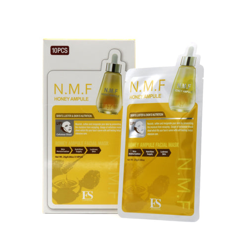 ES COSMETIC - N.M.F Honey Ampule (Buy 1 Box Get 1 Box Free) - Pibu Story BTS
