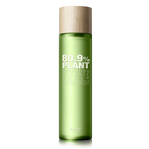 So Natural - 80.9% Plant Sprouting Essence Toner - Pibu Story BTS