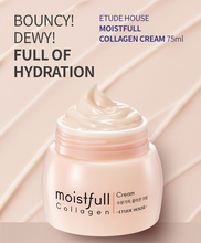 Load image into Gallery viewer, Etude House - Moistfull Collagen Cream (2019 AD) - Pibu Story BTS