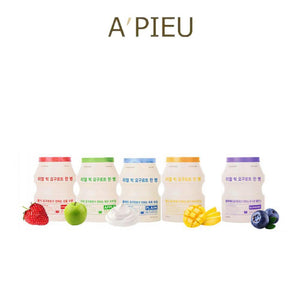 A'PIEU - Real Big Yogurt One-Bottle (5 Types) - Pibu Story BTS