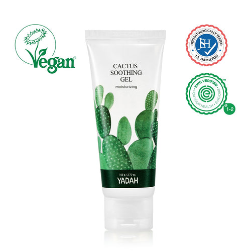 Cactus Soothing Gel 105ml - Pibu Story BTS