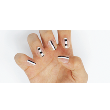 Load image into Gallery viewer, Kosette Gel Nail Sticker Let's Get Groovy - Pibu Story BTS