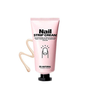 So Natural - Nail Strip Cream 30ml - Pibu Story BTS