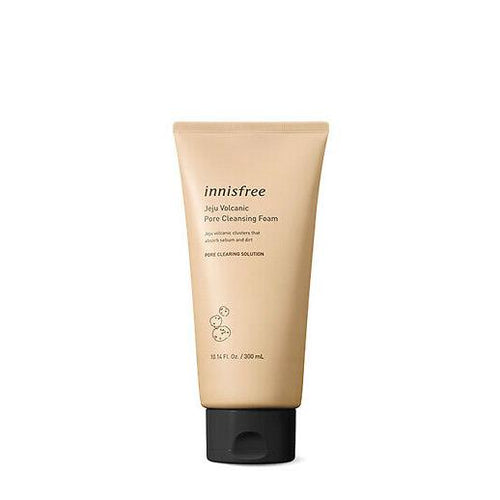 Innisfree - Volcanic Pore Cleansing Foam 150ml - Pibu Story BTS