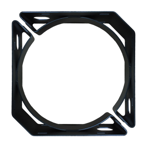 "19"" Square Bracket Set - American CNG"