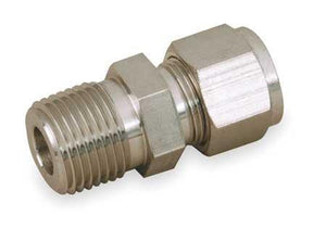 "1/4"" MNPT to 6mm Tube - American CNG"