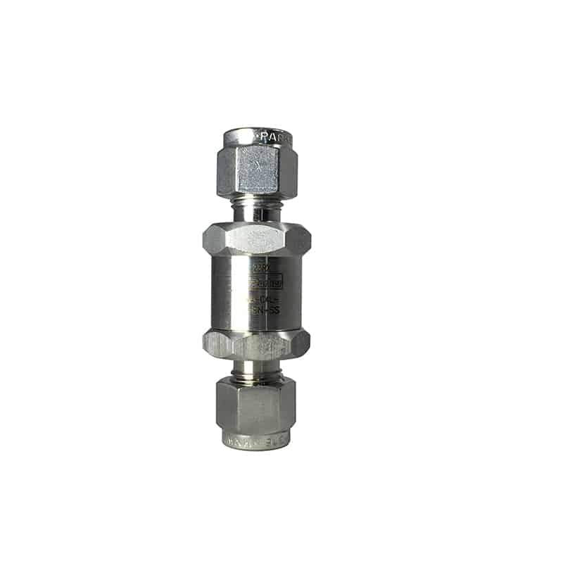 Check Valve to #6 ORFS Male - American CNG