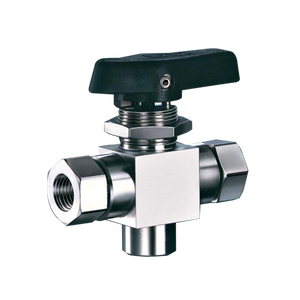 DK-LOK 3-Way Ball Valve (HB Series Ball Valve Comparison) - American CNG