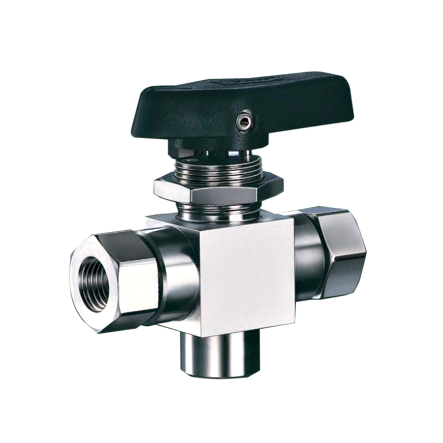 Parker High Pressure HB Series Ball Valve