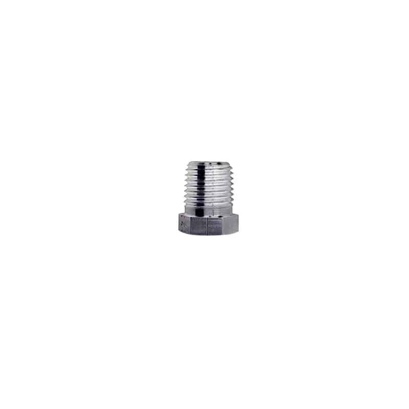 "Parker 1/4"" NPT Plug - American CNG"
