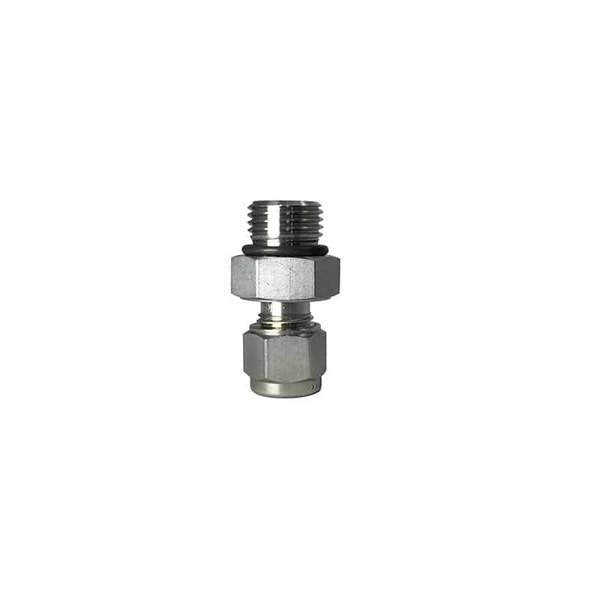 "9/16"" ORB Male to 3/8"" Compression - American CNG"