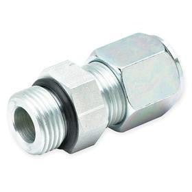 "1/4"" Compression to 1/4"" Compression Coupler - American CNG"
