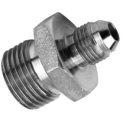 3/8 BSP Male to #8 JIC Male Adapter - American CNG