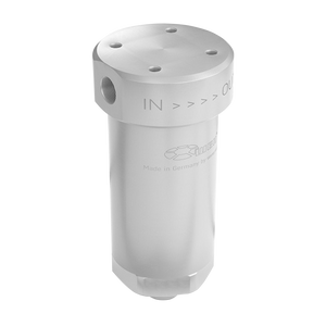 "WEH Coalescent Filter - TSF2 CNG P36 coalescent filter w 1/2"" compression"