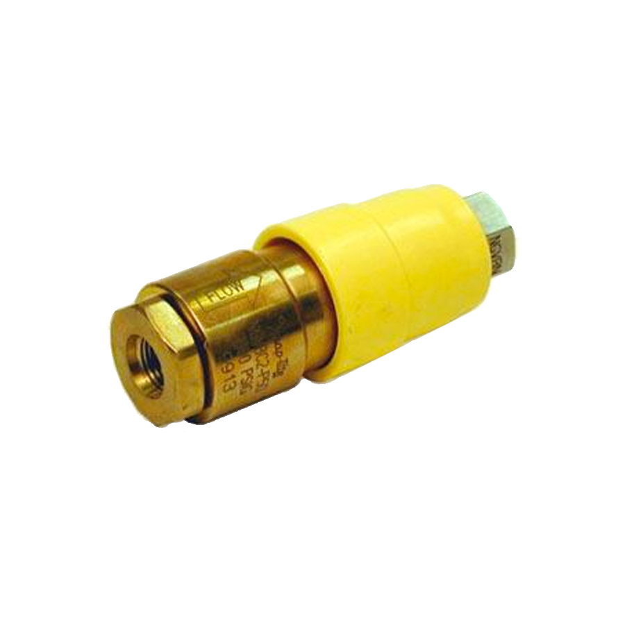 Parker Compressed Natural Gas Inline (NGV) Breakaway - American CNG