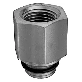 "Parker 1/4"" Female NPT / 3/8"" Male O-ring face seal - American CNG"
