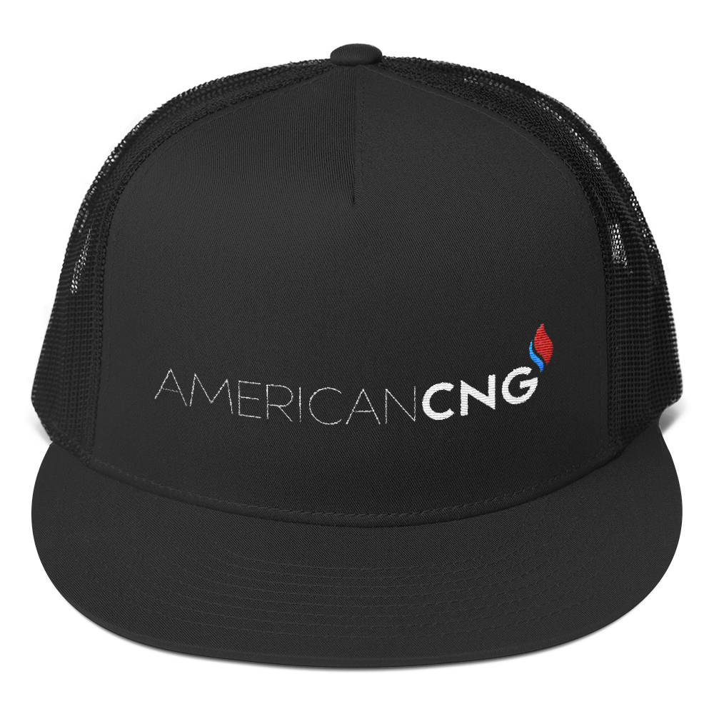 American CNG - Trucker Hat - American CNG