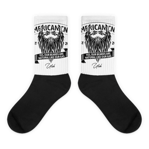 The Beard - Socks - American CNG