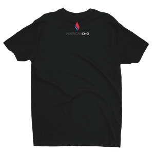 American CNG - Short Sleeve T-shirt - American CNG