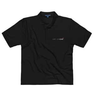 American CNG - Men's Premium Polo - American CNG