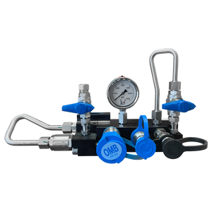 OMB Hi-Flow Manifold - American CNG