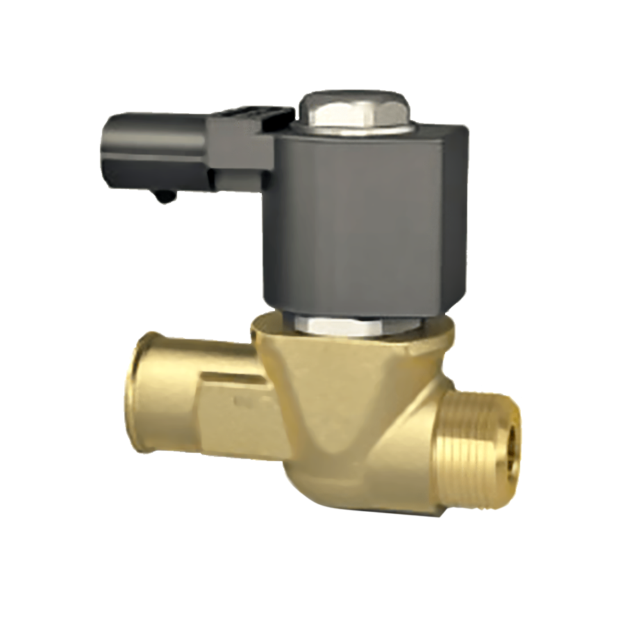OMB Solenoid Lock-Off Valve - American CNG