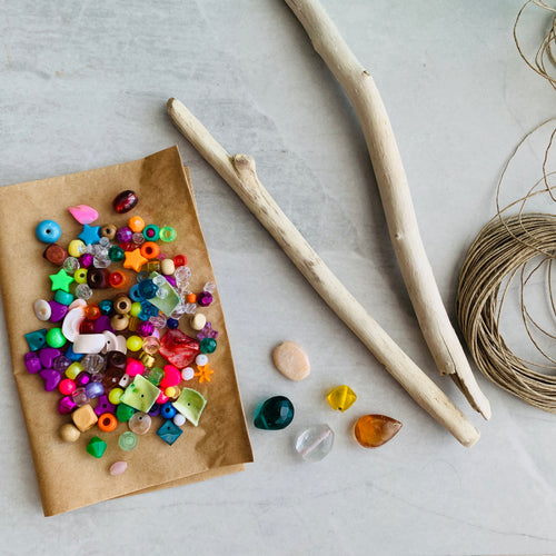 DIY suncatcher craft kit