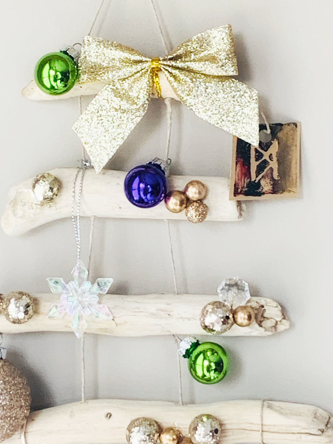 Ornament Ladder