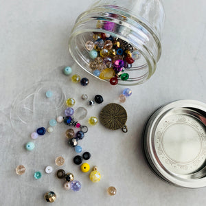 DIY Jewels to wear craft kit