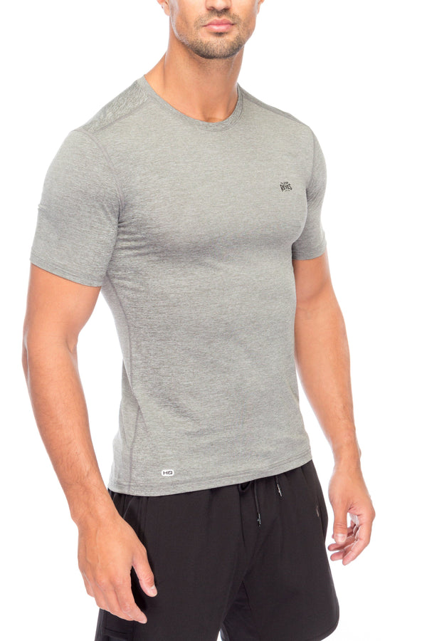 SHIRT - Playera Alberto CR Gris