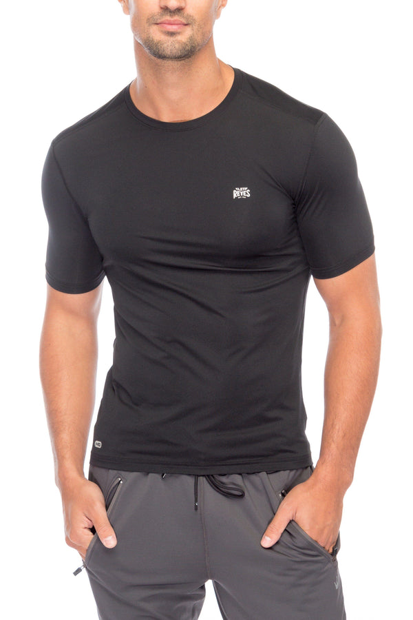 SHIRT - Playera Alberto CR Negro
