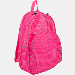 Eastsport Mesh Backpack with Padded Shoulder Straps