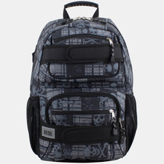 Eastsport Multi Compartment Skater Backpack with High Density Padded Straps