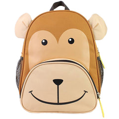BJX Nolan the Monkey Mini Backpack
