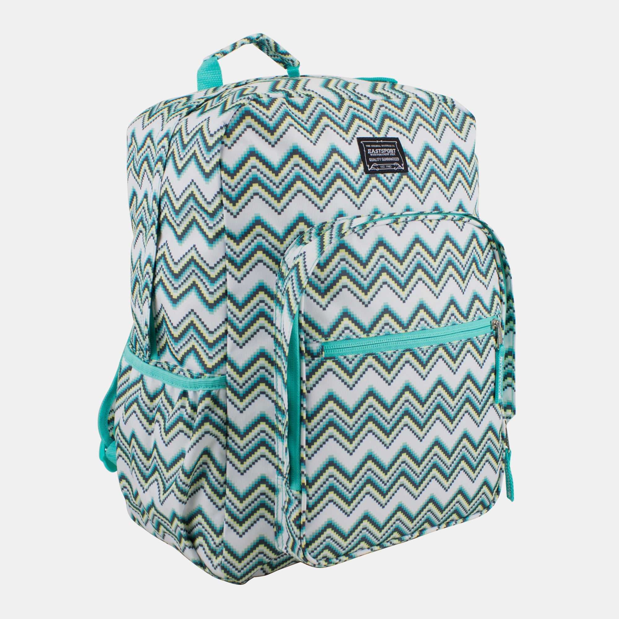 Eastsport Fashion Lifestyle Backpack with Oversized Main Compartment