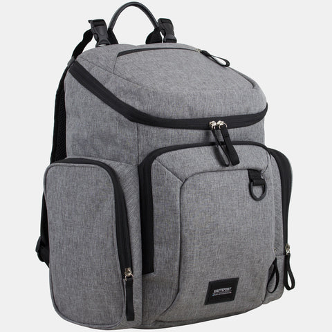 Eastsport Multi-Function Wooster St. Backpack Diaper Bag