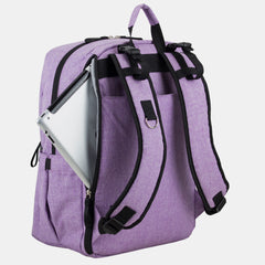 Eastsport Rubin Weekender Tech Backpack Diaper Bag